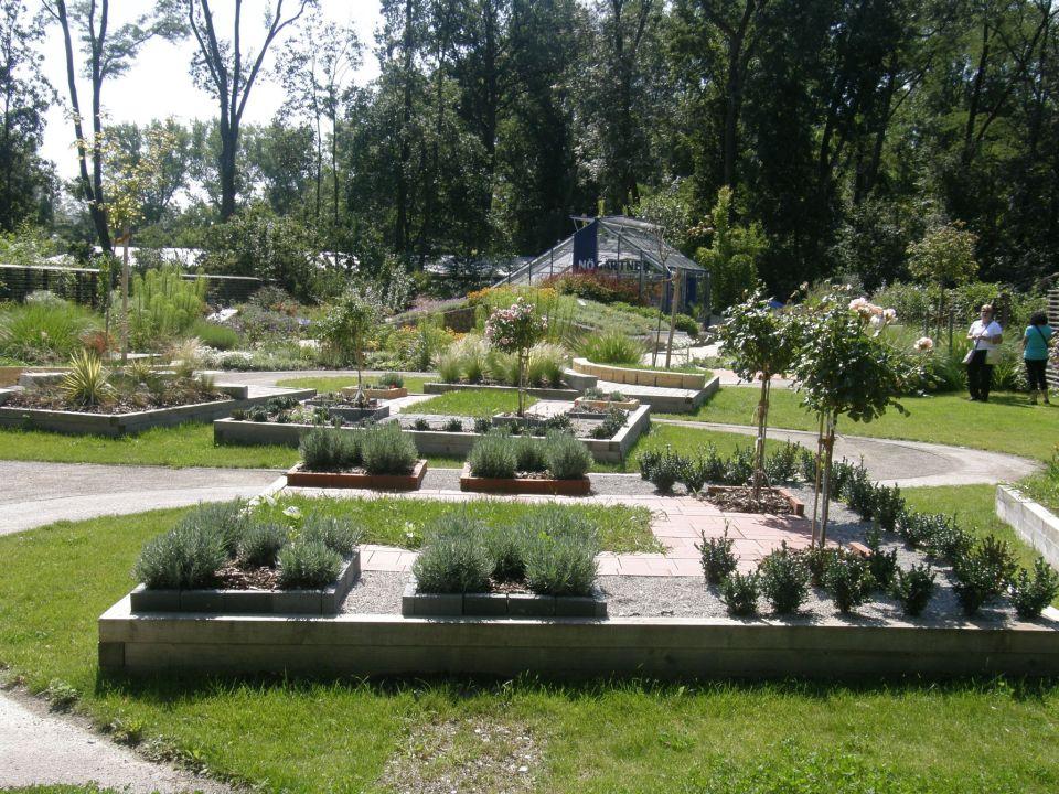 Vzorové zahrady Tulln
