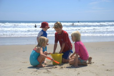 deti a plaz