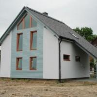 Montované rodinné domy Obelix