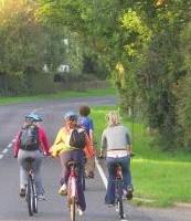 Cykloturistika - panelákový sport