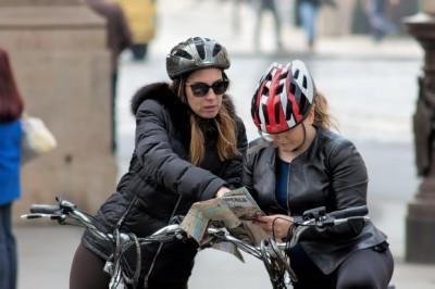 cyklistky