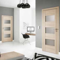 Interiérové dveře – druhy dle způsobu otevírání