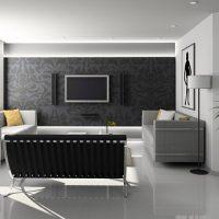 Obývací pokoj stylově a levně