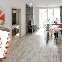 Bydlení v bytě ve Spojených státech amerických