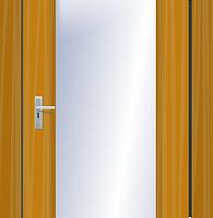 Skleněné dveře jsou hitem poslední doby