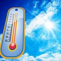 Nižší teploty v bytě